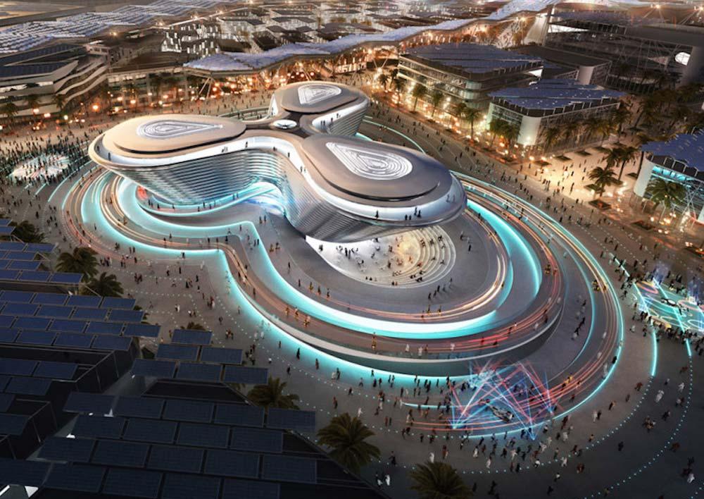 Mobility Pavilion EXPO 2020