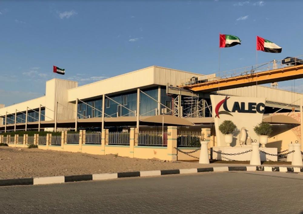 ALEC DIC Yard